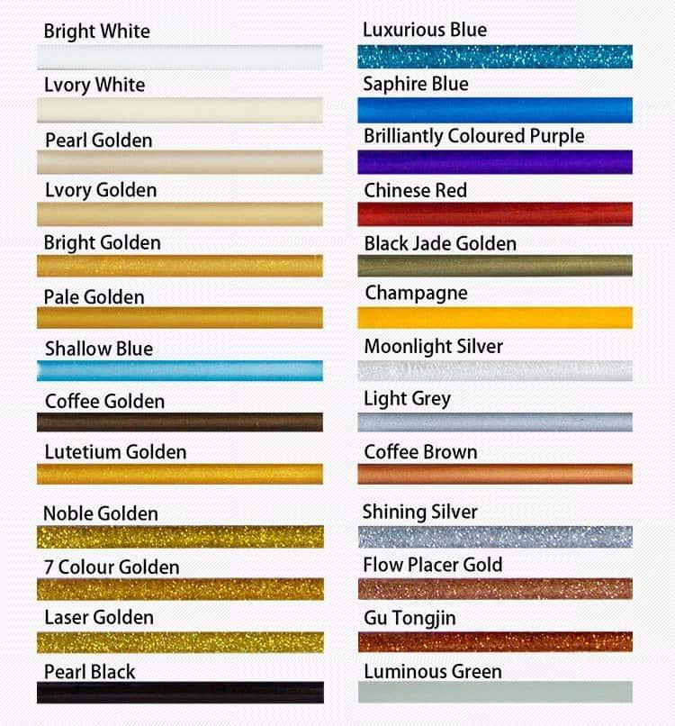 kastar selant color