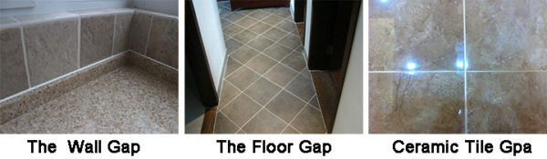 we can use epoxy grouting in the wall gap, the floor gap, the ceramic tile gap and so on.
