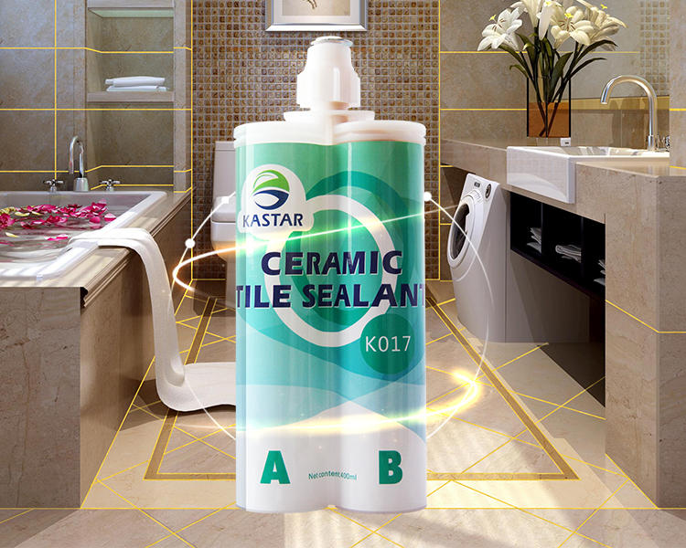 KASTAR Ceramic Tile Sealant is a two-component sealant