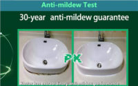 The test of Anti-mildew