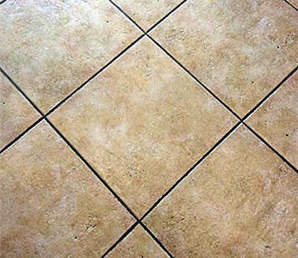 black gray ceramic tile sealant