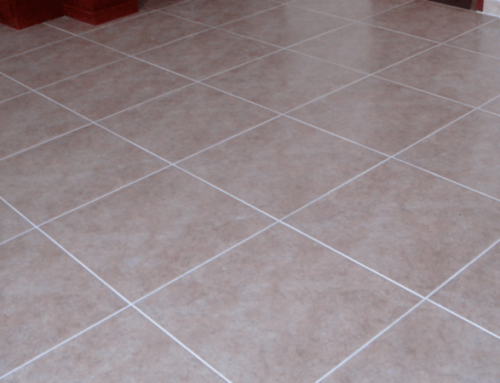 Do ceramic tiles joints need to be filled?