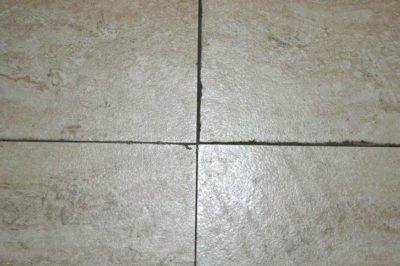 Why the cement-based grout get mildew and black easily