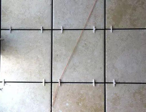 Why should ceramic tile filling joints?
