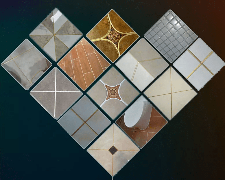 tile grout is Environmental-friendly
