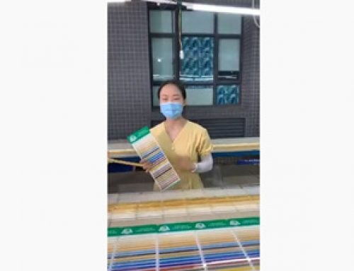 Kastar Grout Color Card Production Process Live