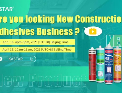 Are you looking new Construction Adhesives Business ?